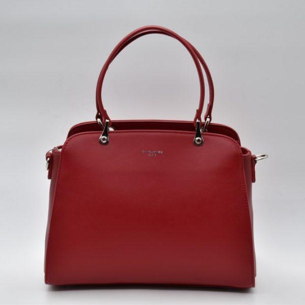 γυναικεία τσάντα κόκκινη