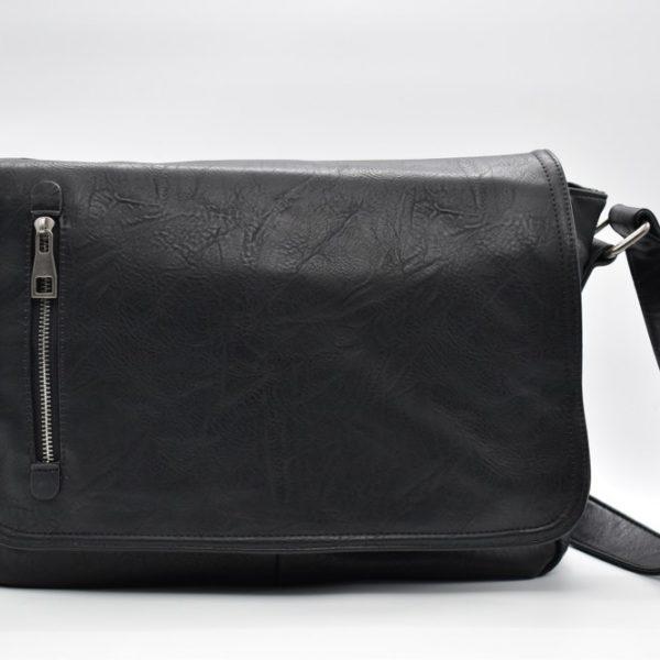 τσάντα επαγγελματική μαύρη 1