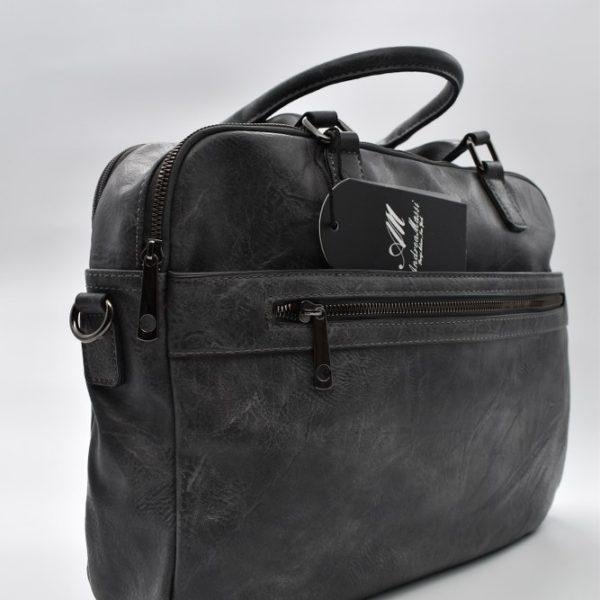 τσάντα μαύρη χιαστί