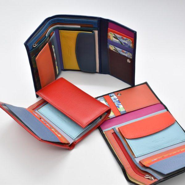 πορτοφόλι γυναικείο σε 3 χρώματα
