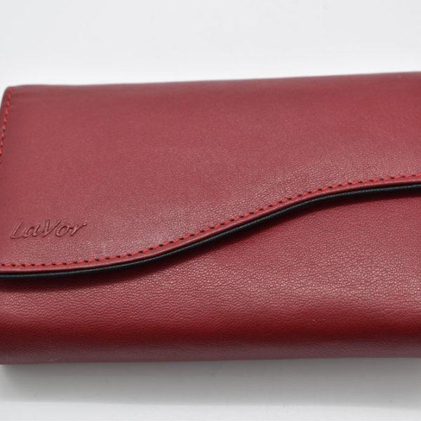 πορτοφόλι κόκκινο Lavor 2