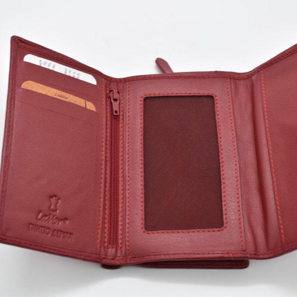πορτοφόλι κόκκινο Lavor 1